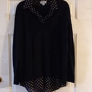 Ladies Sweater blouse